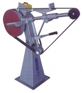 BELT GRINDER: WRIGHT 3 WHEEL 50 X 2745 BELT 3 PHASE
