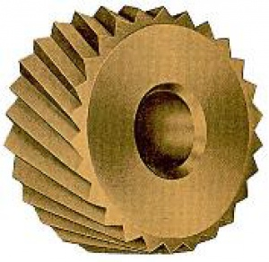 KNURL/WHEEL: CZ 20 x 10MM x 1.0 RIGHT