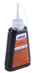 GRAPHITE: BOTTLE PRESSOL