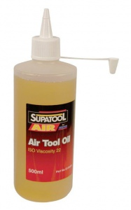 AIR TOOL OIL: 500ML