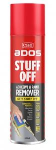 CRC: STUFF OFF - ADHESIVE-PAINT REMOVER 500ML AEROSOL