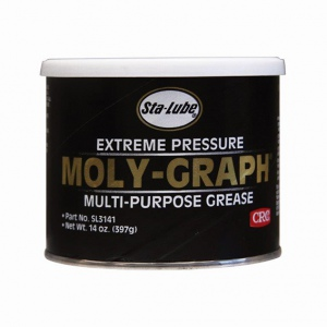 CRC: MOLYGRAPH: MULTI PURPOSE EP GREASE 397GM