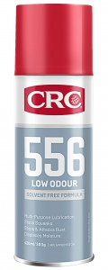 CRC: 5.56 LUBRICANT 420ML LOW ODOUR