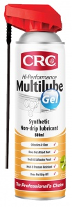 CRC: MULTI LUBE GEL AEROSOLL 500ML ODOURLESS