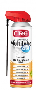 CRC: MULTI LUBE GEL AEROSOLL 210ML ODOURLESS