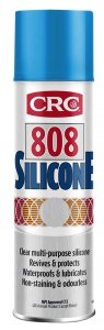 CRC: SILICON SPRAY: 808 500ML