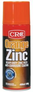 CRC: ORANGE ZINC 400ML