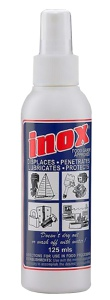 INOX: MX3 125ML 125G PUMP BOTTLE