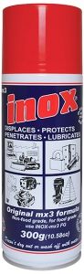 INOX: MX3 300G AEROSOLE LUBRICANT