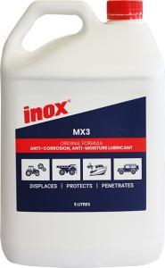 INOX: MX35L 5LTR COMTAINER PENERTRATOR/LUBRICANTV`