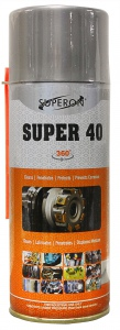 SUPERON: SUPER 5 CLEANER-CORROSION INHIBITOR