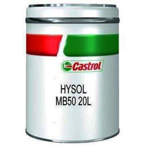 CUTTING OIL: HYSOL FOR ALUMINI 4LTR