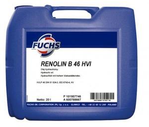 FUCHS: HYD/OIL RENOLIN B HVI 46 20 LITRE PACK