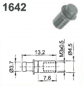 LOCK PIN #1642