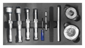 BORE MICROMETER: 3-POINT INSIDE SET 20-50MM