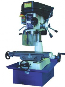 MILL/DRILL: TPC-25 1HP 1PH