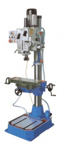 MILL/DRILL: ZX-40APC COLUMN TYPE