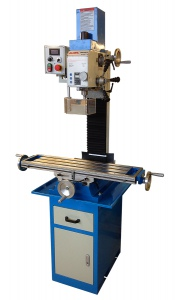 MILL DRILL: WMD-30V 1.5HP 1PH