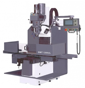 MILLING MACHINE: BED TYPE 1524 X 305MM TABLE NT40