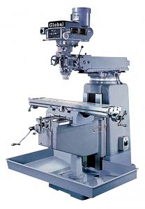 MILLING MACHINE: 2H 1067 X 225MM TABLE TURRET TAIWAN