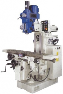 MILLING MACHINE: PHOEBUS PBM-GVS300A TAIWAN