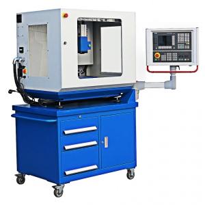 CNC COMPACT MILL GLOBAL- GL400