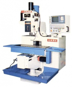 TURRET MILL: CNC BMT-2500V-NC