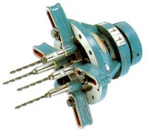 MULTI HEAD: 4-SPINDLE A-116