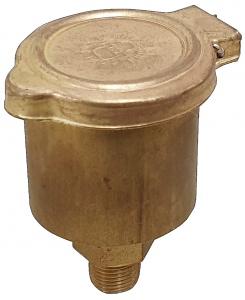 OILER: SPRING CAP 1/8