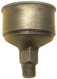 BRASS GREASE CUP: 1/4