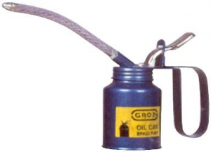 OIL CAN: GROZ 125ML