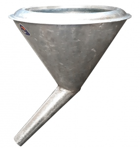 FUNNEL: OFFSET STEM  200MM