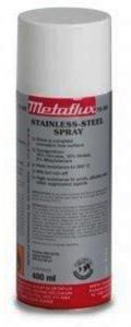 METAFLUX: STAINLESS STEEL SPRAY 400ML