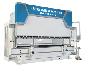 PRESS BRAKE: GASPARINI X PRESS SUPER CUSTOM