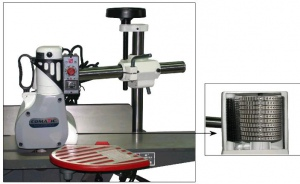 POWER FEED: AF100 1PH JOINTER