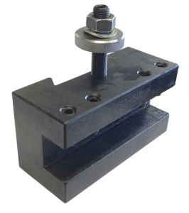 TOOL HOLDER: DOVETAIL TYPE  250-501 TURN/FACE