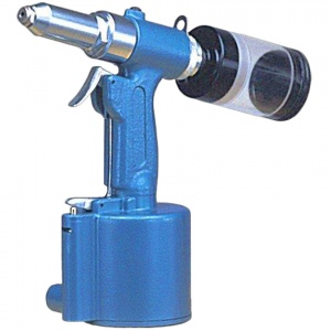 AIR RIVETER: GP-102SV GIBSON VACUUM TYPE