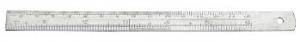 RULER: CHEVPAC 150MM S/S