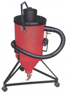 SAND-DUST COLLECTOR: DC-250V