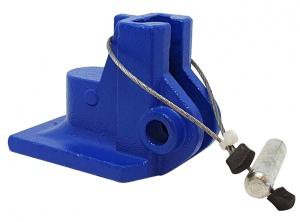 TAIL STOP & PIN: SUIT T- BAR SASH CLAMP