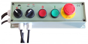 CY 275: Control Panel Complete set