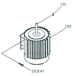 UE-712A: #184 PULLEY