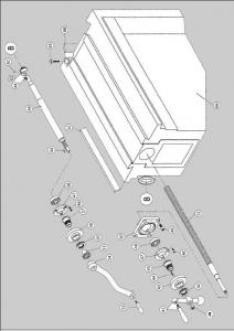 GM-3000VIN: #70 GEAR SHAFT CLUTCH INSERT