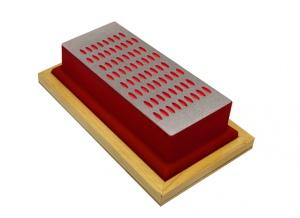 DIAMONG SHARPENING BLOCK: 150 X 50MM 360 GRIT RED
