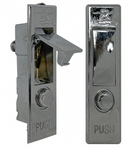 L-336: # CABINET DOOR LOCK 2PC