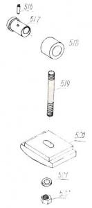 TP-G1237: #516 PIN & SPRING