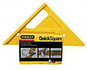 SQUARE: COMB 300MM STANLEY