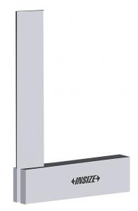 SQUARE: FLAT EDGE INSIZE 100 X 70MM