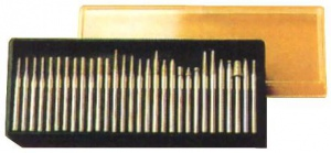 DIAMOND POINT SET: 30PC 3MM SHANK