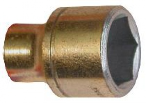 SOCKET: TONA 13.0MM X 1/4